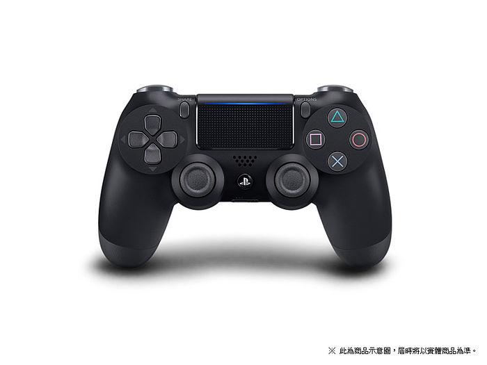 現貨中 PS4 主機專用 DS4 SONY原廠 新款 無線藍芽震動手把 極致黑 PC可用