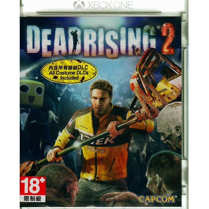 現貨中 XBOXONE 遊戲 死亡復甦 2 DEADRISING 2 英文亞版