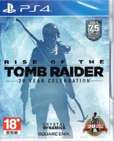 PS4遊戲 古墓奇兵 崛起 Rise of the Tomb Raider 中文亞版