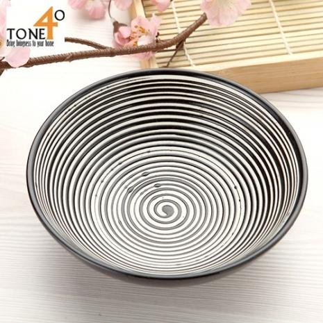 【Tone 40】【釉彩】中型淺缽、碗