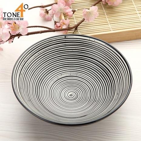 【Tone 40】【釉彩】大型淺缽、碗