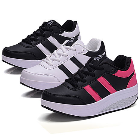 【Alice韓系館】Y1219美魔女輕量增高修腿鞋-預購