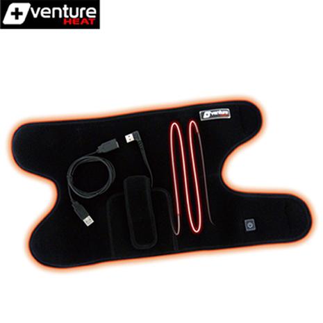 【美國+venture】E-720UN USB遠紅外線行動八合一熱敷墊
