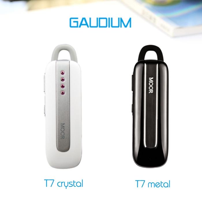 【活動】MOOR Gaudium  T7  一對二藍牙耳機 (2款任選)