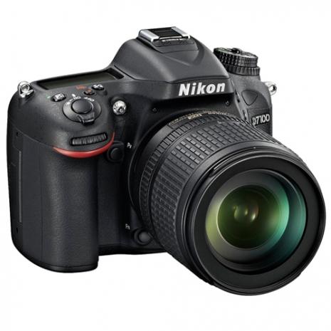 Nikon D7100 附18-55mm+Tamron 70-300 VC(A005)(中文平輸)~送64G+副電+單眼包等好禮