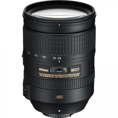 Nikon AF-S 28-300mm f/3.5-5.6G ED VR 變焦鏡頭(平輸)