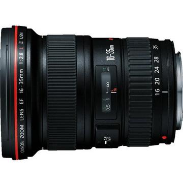 Canon EF 16-35mm f/2.8L II USM *(平輸)-抗UV保護鏡82mm+專業拭鏡筆