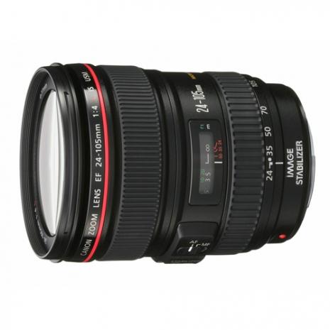 Canon EF 24-105mm f/4L IS USM *(平輸)-送抗UV保護鏡77mm+專用拭鏡筆