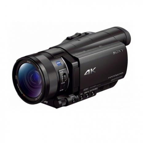 SONY FDR-AX100 4K高畫質攝影機(平輸繁中)~送64G-C10+副電+座充+攝影包等好禮