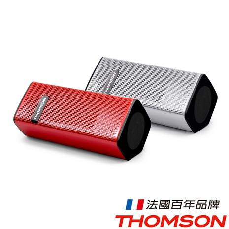 THOMSON 藍芽隨身音響 TCD-T06U紅色