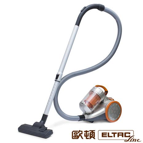 【福利品】ELTAC歐頓 Mini旋風免紙袋吸塵器 EVA-001