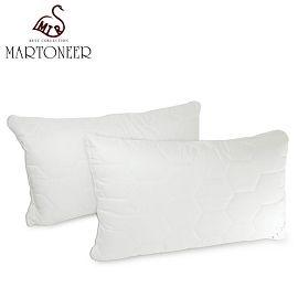 《MARTONEER》天絲超細纖維枕(一對/2入)