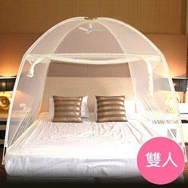 〔威克爾〕三門蒙古包式蚊帳