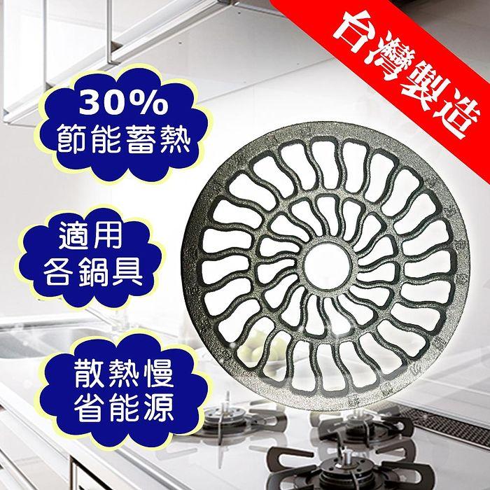 【神盾】不挑鍋具節能蓄熱圓盤