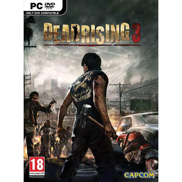 死亡復甦 3 天啟版 - PC 亞版 中英文合版