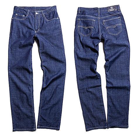 SCORPION 輕巧舒適直筒牛仔褲