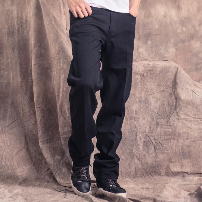FATAN 素面基本款直筒休閒褲(三色)