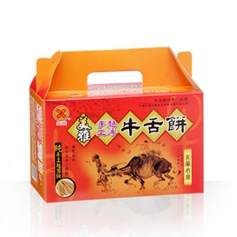 美雅宜蘭餅 超薄牛舌餅小禮盒x3盒