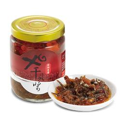 【提仁】澎湖干貝XO醬 6瓶-戶外.婦幼.食品保健-myfone購物