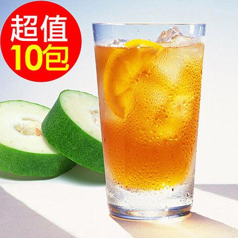 【水晶】古早味冬瓜茶糖10袋(260g/袋)