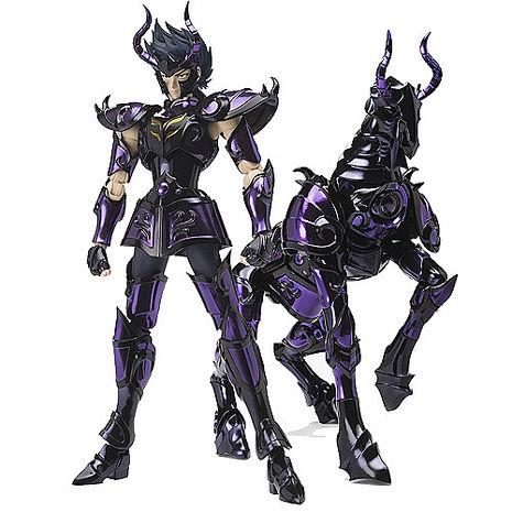 【代理版】萬代BANDAI聖鬥士星矢 聖衣神話EX魔羯座冥衣