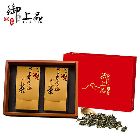 御上品 高山烏龍禮盒(150g/盒,2盒/組) 活動