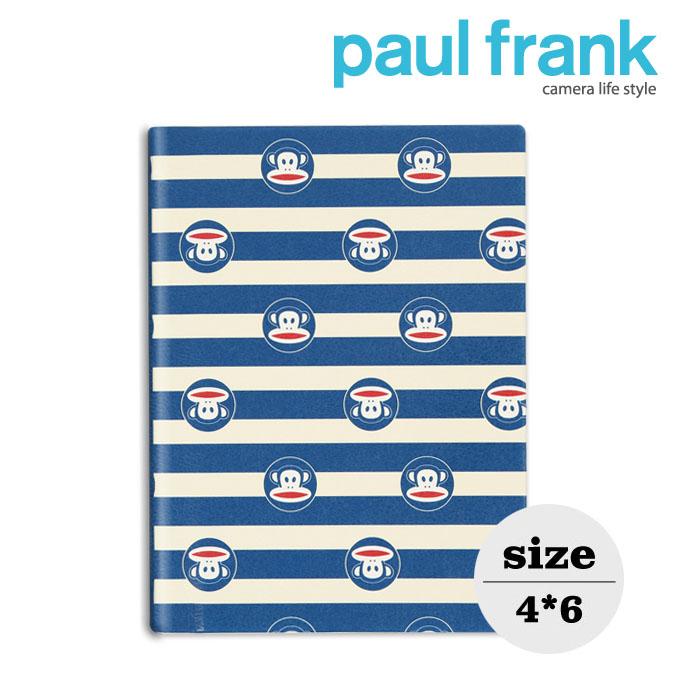PAUL FRANK大嘴猴 授權正品限量高級相本/相冊A04 [4*6 -尺寸W150*H200*D30]