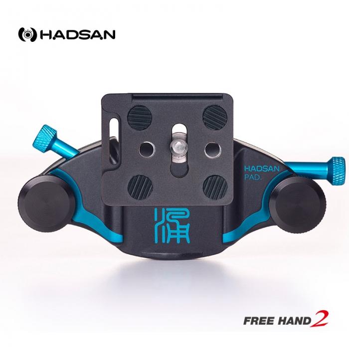 HADSAN FREE HAND2 快槍手 第二代 超級精裝版 腰間懸掛系統 [HD1195]台灣製造