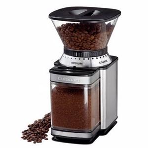 【Cuisinart 美膳雅】美國 專業咖啡研磨器 (DBM-8TW)
