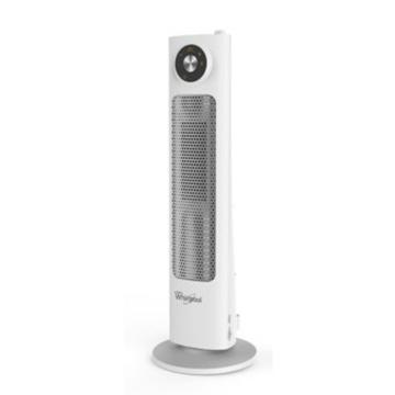 【惠而浦 Whirlpool】暖房/加濕2in1陶瓷電暖器 (WFHE80W)