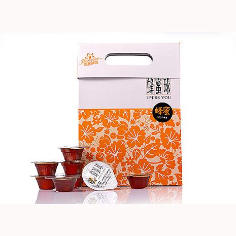 《宏基》蜂蜜球(15g*20入/盒,共3盒)-預購