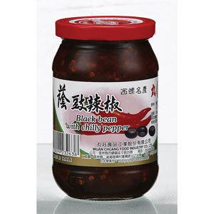 預購七日《丸莊》蔭豉辣椒(大) (共六罐)