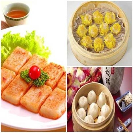 《禎祥食品》禎祥簡易料理 (禎祥蘿蔔糕+熟小籠湯包+蟹黃燒賣)-預購