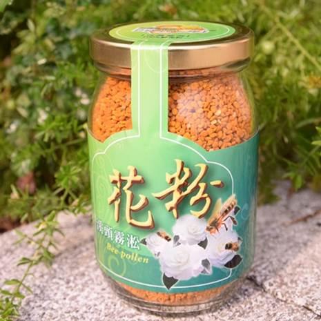 預購七日《品峻》溪頭霧淞茶花粉(300g/罐)