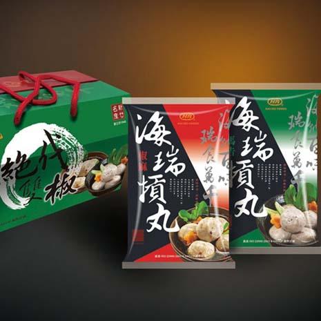 《海瑞摃丸》絕代雙椒禮盒(馬告+椒麻,各一包)預購