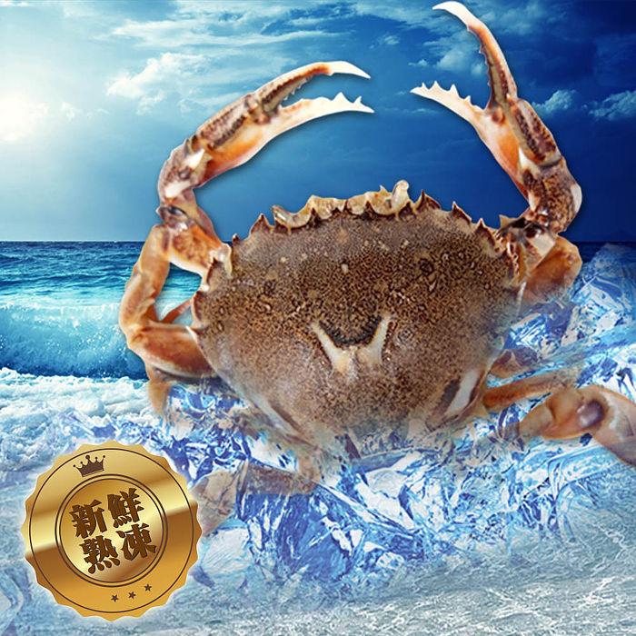 《老爸ㄟ廚房》黃金母蟹(180g/包,共2包)-預購