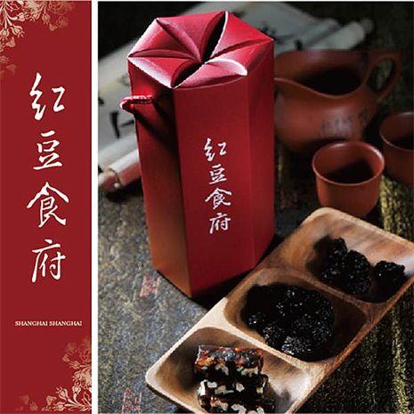 《紅豆食府》團圓棗泥核桃糕(100g/盒,共四盒) -預購