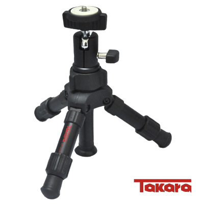 Takara SP-203B 球型雲台桌上型腳架