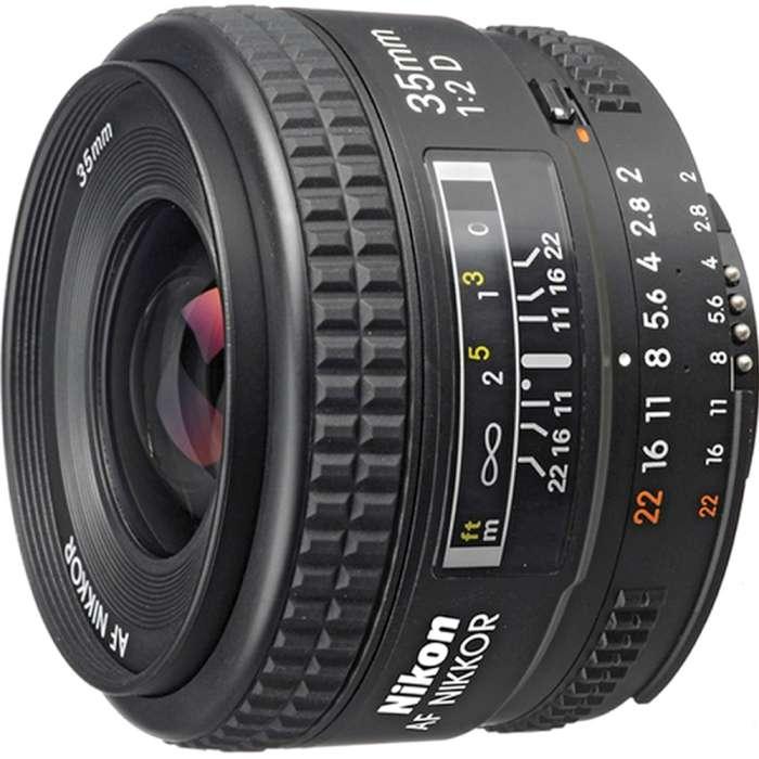 Nikon AF 35mm f/2D(*公司貨*)