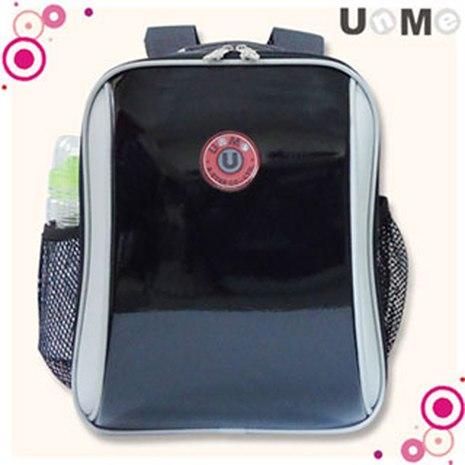 【勤澤軒】UnMe超輕單層後背書包/鏡黑色