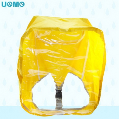 【UnMe】專用拉桿書包戶外專用雨衣-小