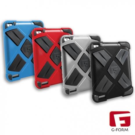 【G-FORM】超耐摔 XTREME iPad 防摔殼 (iPad 2/new iPad/iPad 3/iPad 4/保護殼/保護套)