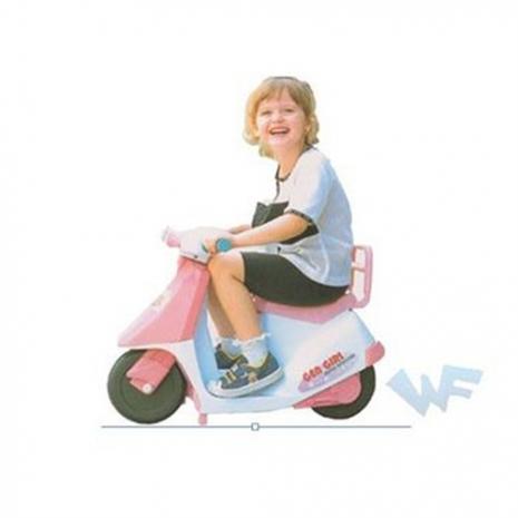 【MIT台灣童車】久達尼-速克達電動摩托車