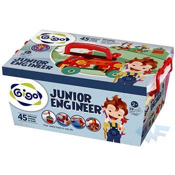 【智高Gigo】小工程師組- 交通工具大集合基本版 #7330P