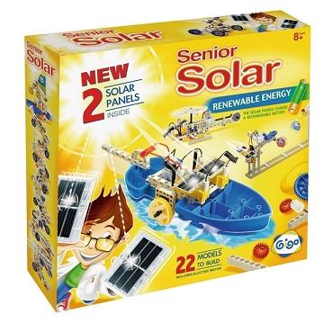 【智高Gigo】雙片太陽能進階組 #7345R