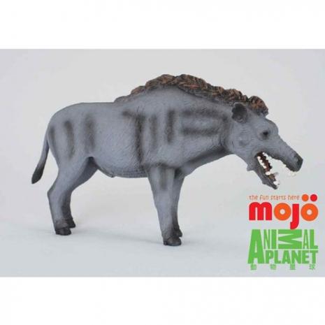 任選-【MOJO FUN 動物模型】動物星球頻道獨家授權 - 古巨豬