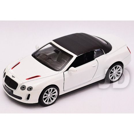 任選-【MSZ 聲光合金車】1:43 BENTLEY CONTINENTAL SUPERSPORTS ISR (69467-ISR)