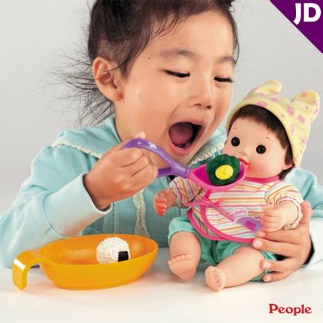 【日本知育洋娃娃】新小小保母學習組合-第二版 (AI-269)
