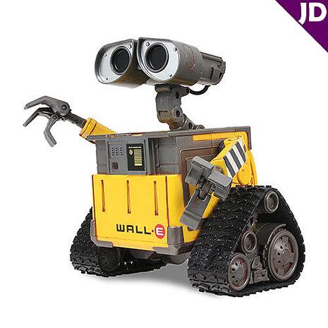 【迪士尼-皮克斯收藏系列】經典互動WALL-E 瓦力 PX00087