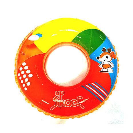 【玩樂一夏】26吋-喜可圖案泳圈(顏色隨機) A2003-06